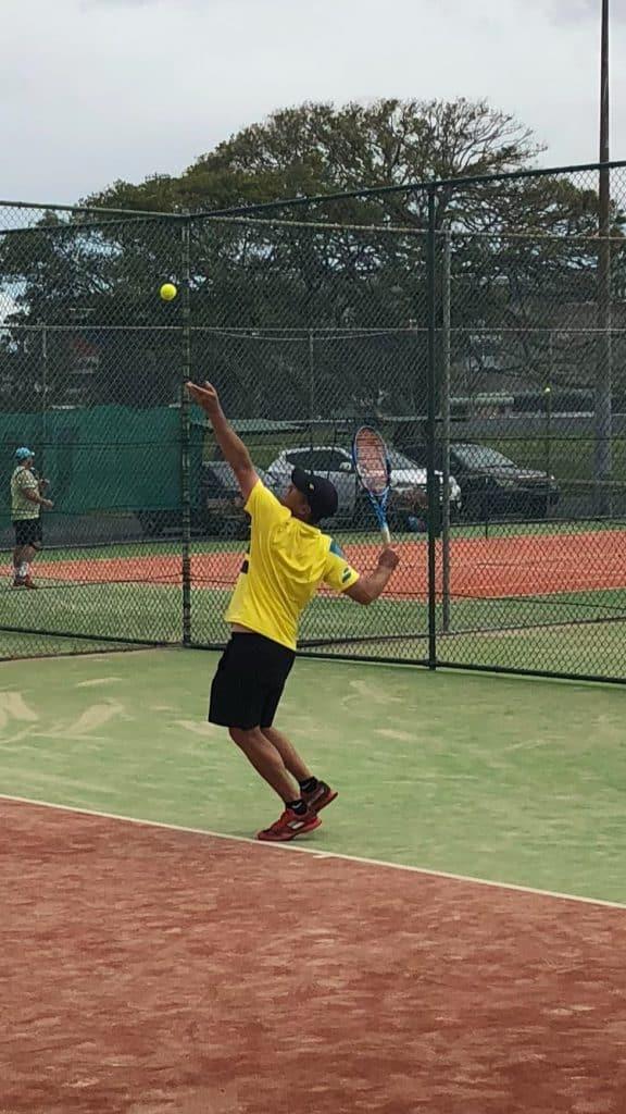 advanced singles tennis leagues