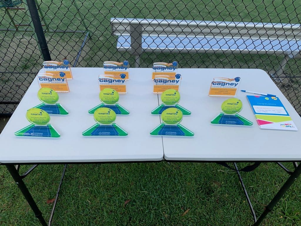 Tennis Comps and Leagues
