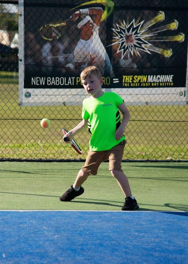 junior tennis classes and tennis squads