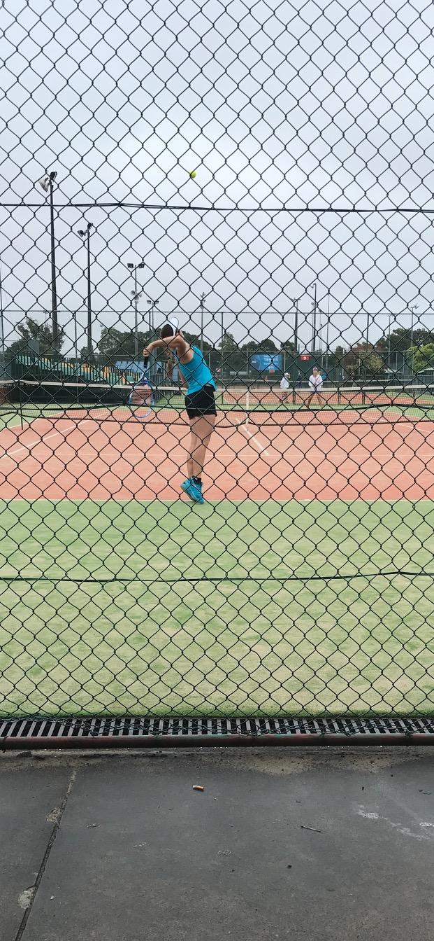Saturday Tennis League Newcastle